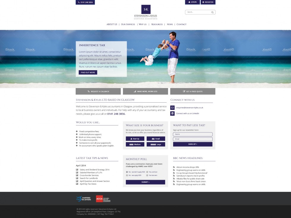 Image Result For Accountancy Website